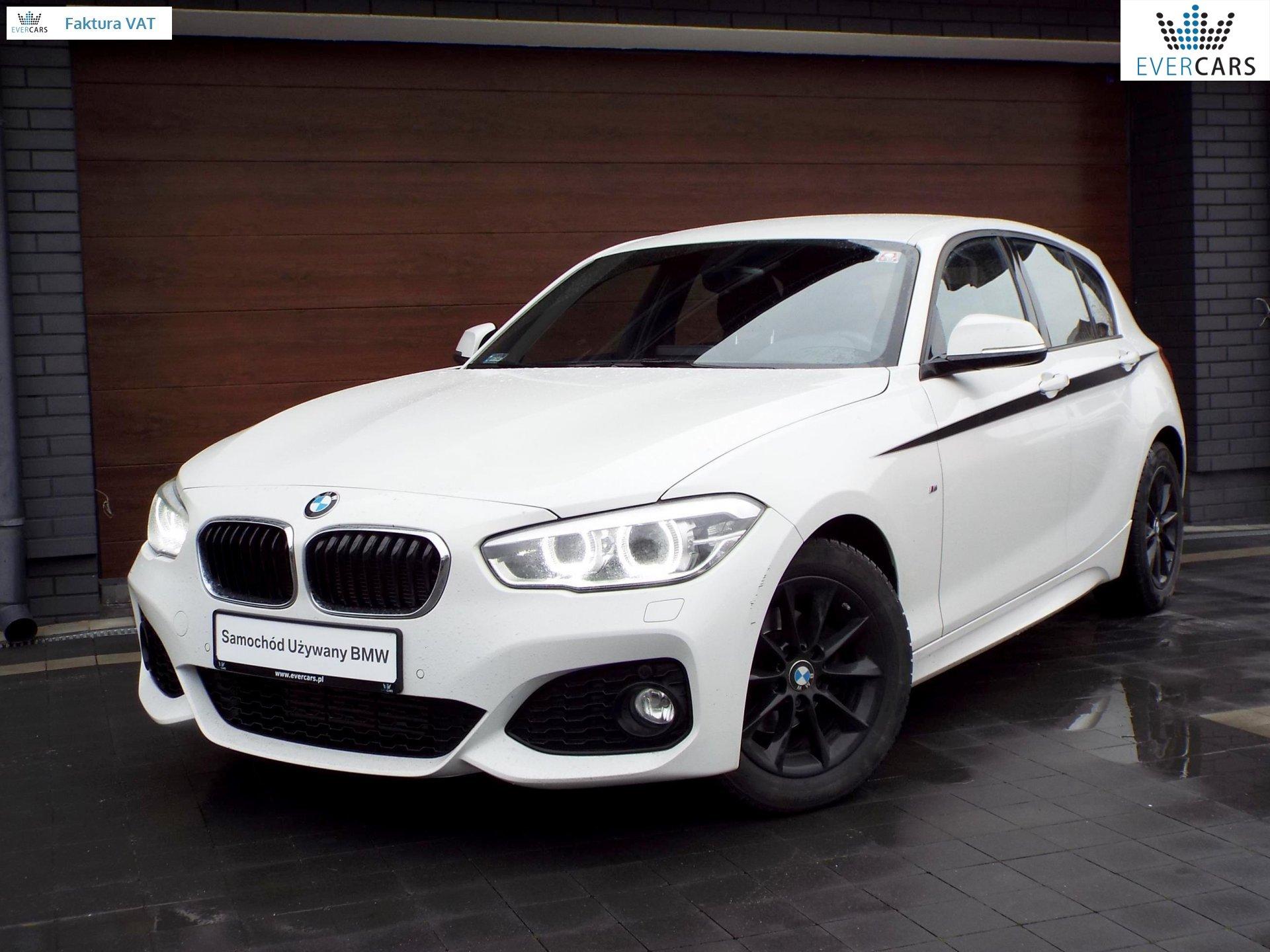 Inteligentny BMW Seria 1 118i Automat LIFT Mpak SalonPL Leasing do przej ZQ61